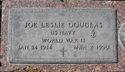 Joe Leslie Douglas