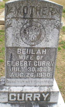 Beulah <i>Hill</i> Curry