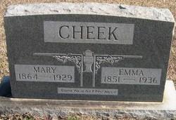Emma Cheek