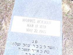Morris Ackman
