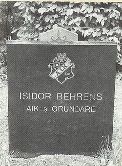 Isidor Behrens