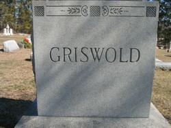 Alice E. <i>Mott</i> Griswold