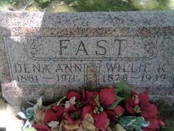 William Kelly Fast