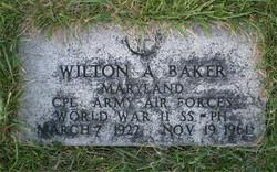 Wilton Anthony Baker