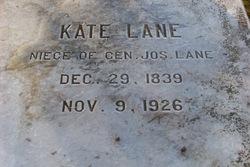 Kate Lane