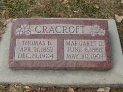 Margaret Parkinson <i>Deppe</i> Cracroft