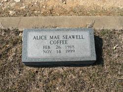 Alice Mae <i>Seawell</i> Coffee