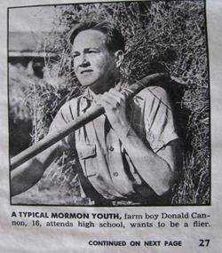Donald Ambrose Cannon