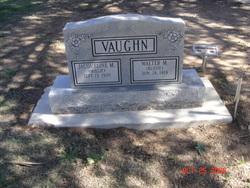Walter M. (Buddy) Vaughn