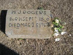 W J Rogers