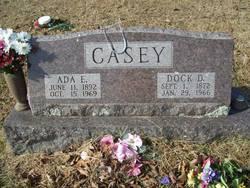 Ada E Casey
