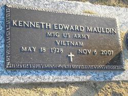 Kenneth Edward Mauldin