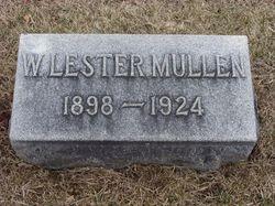 W. Lester Mullen
