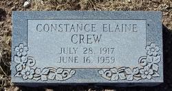 Constance Elaine Doodle <i>Patterson</i> Crew