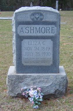 Elizabeth Catherine Eliza <i>Grounds</i> Ashmore