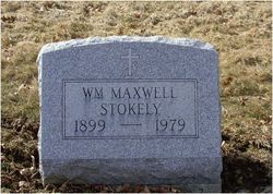 William Maxwell Max Stokely