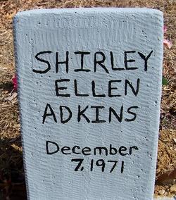Shirley Ellen <i>Lovejoy</i> Adkins