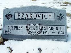 Sharon Louise <i>Ghesquire</i> Ezakovich