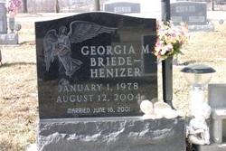 Georgia M. Georgie Briede-Henizer