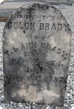 Colon Brady