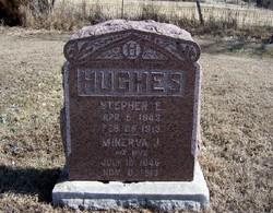 Minerva Jane <i>Montgomery</i> Hughes