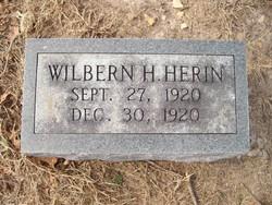 Wilbern H. Herin