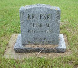 Peter M Krupski