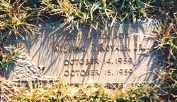 William R Royals, Jr