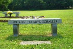 Gladys Vernon <i>Leach</i> Schaller