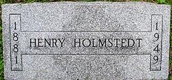 Henry Hank <i>Petersson</i> Holmstedt