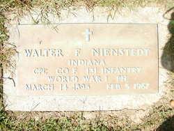 Walter F. Red Nienstedt