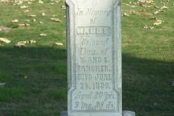 Maud S Fancher