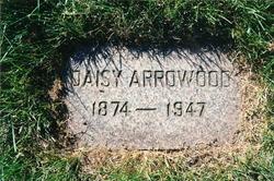 Daisy F <i>Brower</i> Arrowood