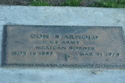 Con Burk Arnold