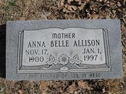 Anna Belle Allison