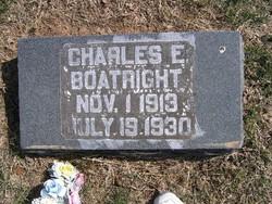 Charles E. Boatright