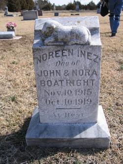 Noreen Inez Boatright