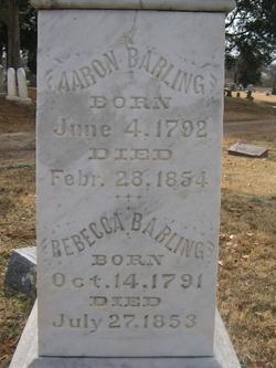 Aaron Barling