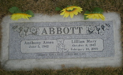 Lillian May <i>Moberley</i> Abbott