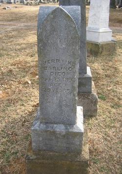 Jerry Kannady Barling