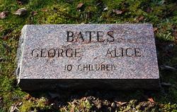 Alice Hunt <i>Sparks</i> Bates