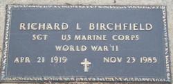 Rev Richard Lee Birchfield