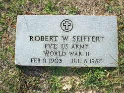 Robert W Seiffert