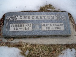 Jane Smith <i>Graham</i> Checketts