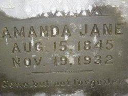 Amanda Jane <i>Cavener</i> Estes