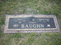 Margaret Collier Peggy <i>Bosworth</i> Baughn