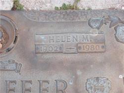 Helen May <i>Outcalt</i> Snouffer