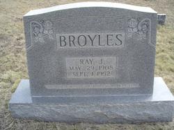 Ray J Broyles