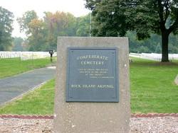 Rock Island Confederate Cemetery