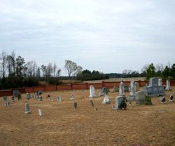 Pleasant Hill Baptist Church Cemetery